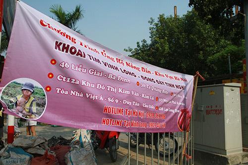 Người Hà Nội mua khoai lang ủng hộ nông dân Vĩnh Long