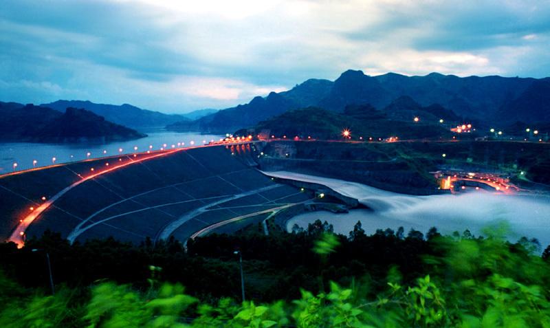 Hình ảnh đẹp lung linh về các công trình thủy điện VN