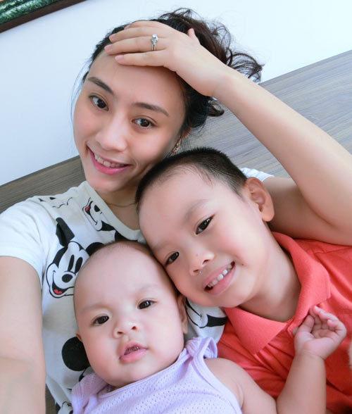 3 bà mẹ đẹp như hotgirl sau sinh nhờ gừng, nghệ