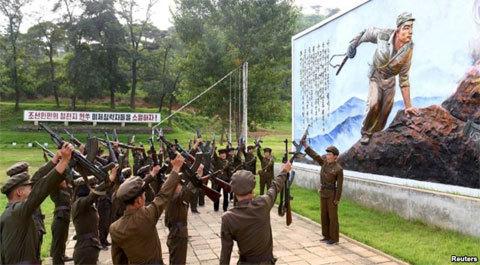 Triều Tiên, Hàn Quốc, căng thẳng, nguy cơ chiến tranh, thế giới 24h
