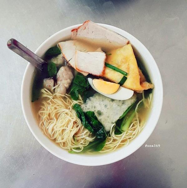 5 tiệm mỳ vằn thắn 'nổi như cồn' của Hà Nội