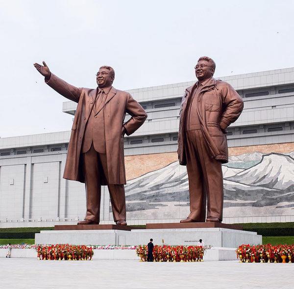 Triều Tiên, hình ảnh, chân thực, Instagram