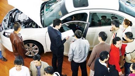 Doanh nghiệp lắp ráp ô tô lại muốn giảm thuế