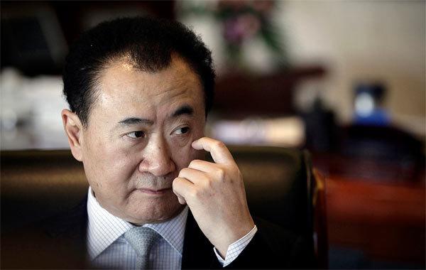 tỷ phú, Wang Jianlin, tài sản, thiệt hại, chứng khoán