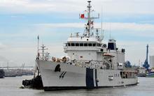Tàu tuần duyên Ấn Độ cập cảng Nhà Rồng