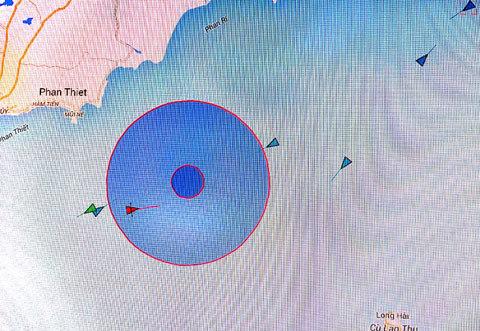 tàu cá, ngư dân, mất tích, trên biển, thông tin, Trung tâm, tìm kiếm cứu nạn, hàng hải