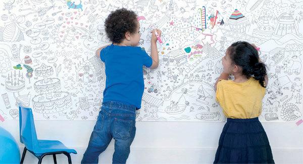dạy con, sáng tạo