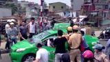 Thông tin bất ngờ về tài xế taxi gây náo loạn phố HN