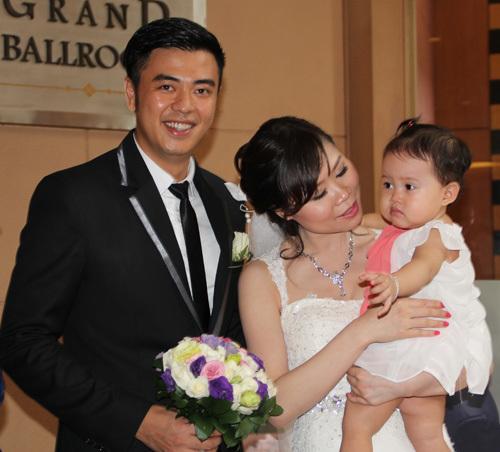Một chân dung khác của vợ MC Tuấn Tú