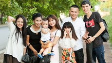 Người đàn ông nhiều vợ, đông con của showbiz Việt