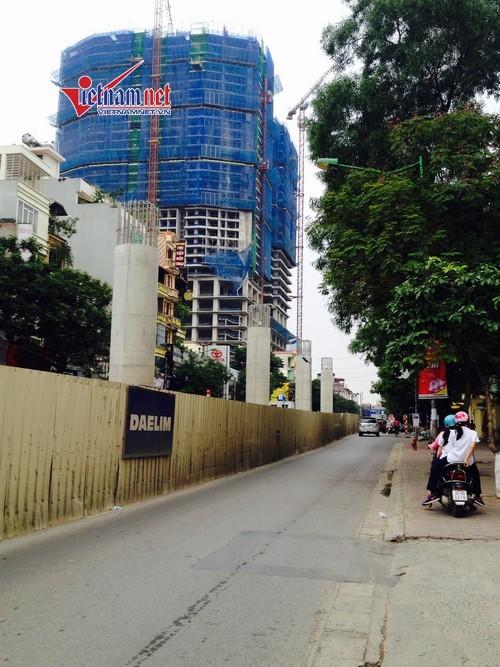 Tiến độ một số dự án hot tại Hà Nội tháng 8/2015 (Phần 2)