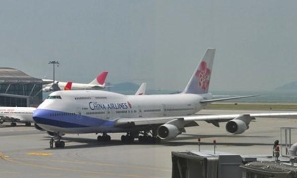 Ôtô đâm máy bay ở Tân Sơn Nhất, thiệt hại 1 triệu USD