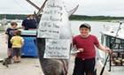 10 tuổi câu được cá ngừ 220kg