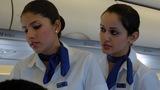 Phận buồn thảm, nhiều nước mắt của các tiếp viên hàng không