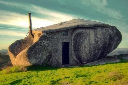 'Sửng sốt' trước những ngôi nhà độc đáo nhất trên thế giới