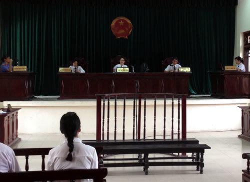 hoãn tòa, vụ mua bán trẻ, chùa Bồ Đề, Hà Nội