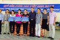 500 thùng sữa Vinamilk tặng trẻ em Quảng Ninh