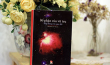 Sách hay giúp độc giả nhí tìm hiểu về vũ trụ