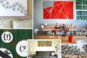 Những ý tưởng trang trí tường nhà hay ho và tiết kiệm