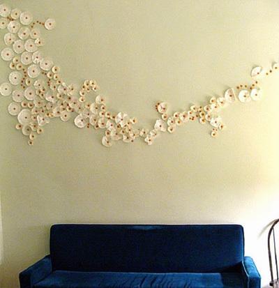 ý tưởng trang trí nhà, nhà đẹp, trang trí nhà tiết kiệm, trang trí tường