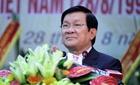 Chủ tịch nước dự kỷ niệm chiến thắng phát xít tại TQ