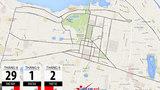 Xem bản đồ cấm đường dịp 2/9 ở Thủ đô