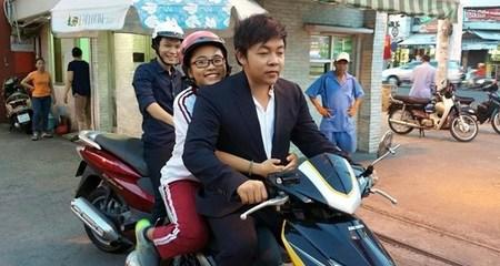 """Những """"bất thường"""" mối quan hệ Quang Lê và con gái nuôi"""