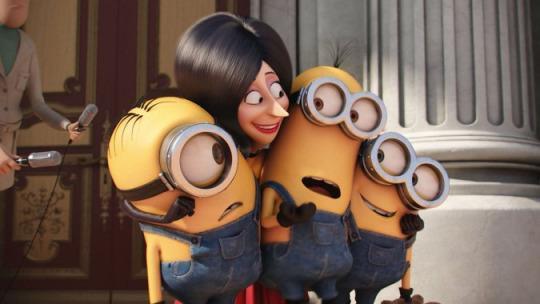 'Minions' vượt mốc doanh thu 1 tỉ đô la trên toàn cầu