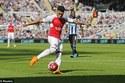 Chamberlain dứt điểm hiểm hóc mở tỷ số cho Arsenal