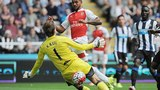 Highlights Premier League: Newcastle 0-1 Arsenal