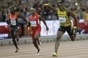 """Nước rút thần tốc, Usain Bolt hoàn tất hat-trick """"vàng"""""""