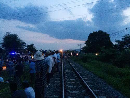 chết thảm, tai nạn, đường sắt
