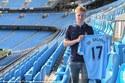 Man City ra mắt hợp đồng kỷ lục De Bruyne