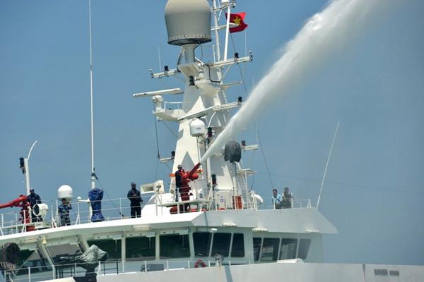 CLIP: Cảnh sát biển Việt - Ấn huấn luyện chung