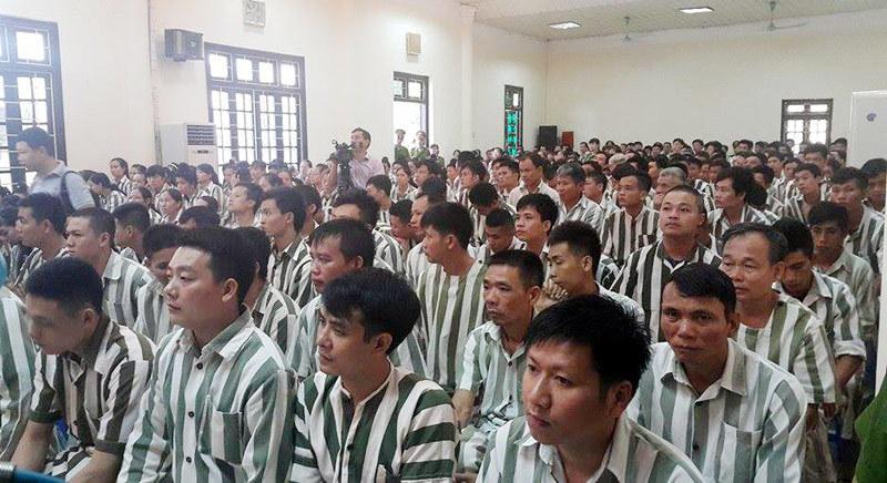 đặc xá; Nguyễn Xuân Phúc; Thanh Xuân