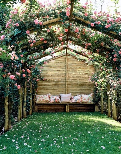 No mắt ngắm những kiểu thiết kế sân vườn đẹp mãn nhãn