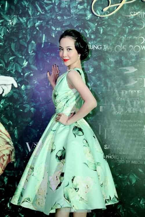 Sao Việt, mặc đẹp, phong cách, Retro