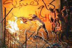 Bạo động kinh hoàng ở thủ đô của Lebanon