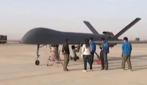 Trung Quốc, máy bay không người lái, trình làng, duyệt binh