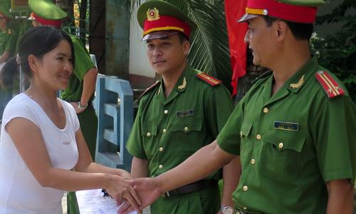 Hai cấp dưới của Dương Tự Trọng được tha tù