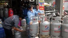 Giá gas tiếp tục giảm trong tháng 9