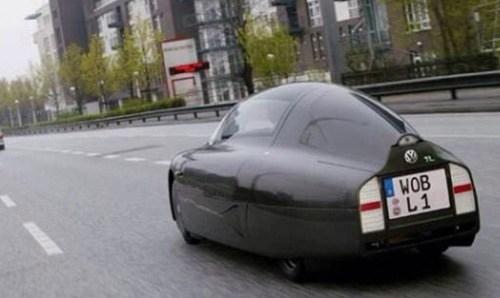 Xuất hiện ôtô 1 chỗ ngồi giá 14 triệu