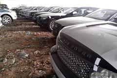 """Quảng Ninh bác tin phát mại xe khủng của Dũng """"mặt sắt"""""""