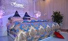 BST chăn ga mùa cưới tuyệt đẹp của Forever