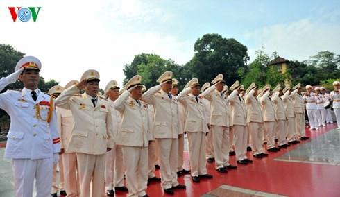 Quốc khánh, cách mạng, lãnh đạo Đảng, Chủ tịch Hồ Chí Minh
