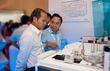 Công nghệ tiên tiến giúp truyền máu an toàn
