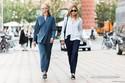 Street style không cần màu mè mà vẫn rất chất của các quý cô châu Âu