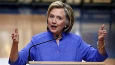 Nhiều thư mật trong tài khoản cá nhân của bà Hillary