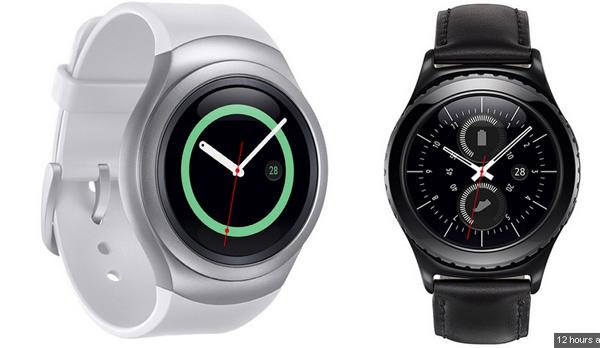 Samsung, Apple, Gear S2, smartwatch