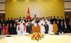 PTT Nguyễn Xuân Phúc gặp đại biểu chức sắc tôn giáo